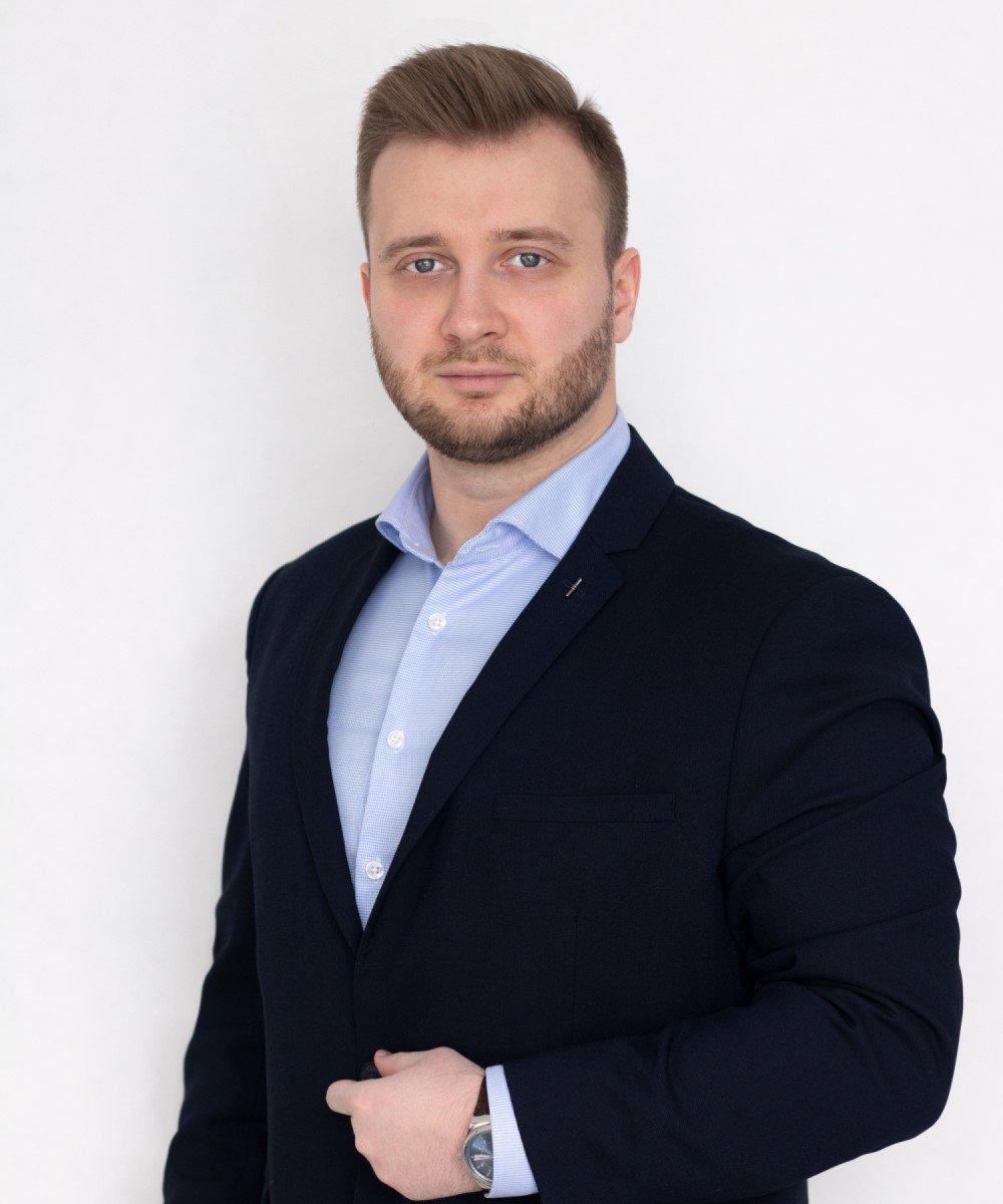 Тренер Константин Скорюкин
